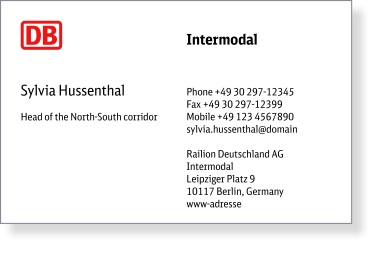Business cards db marketingportal example for business card 6 reheart Images